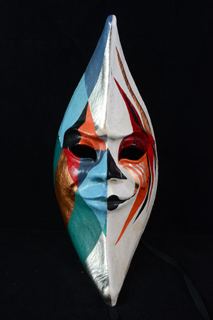 mascara luna arlequin
