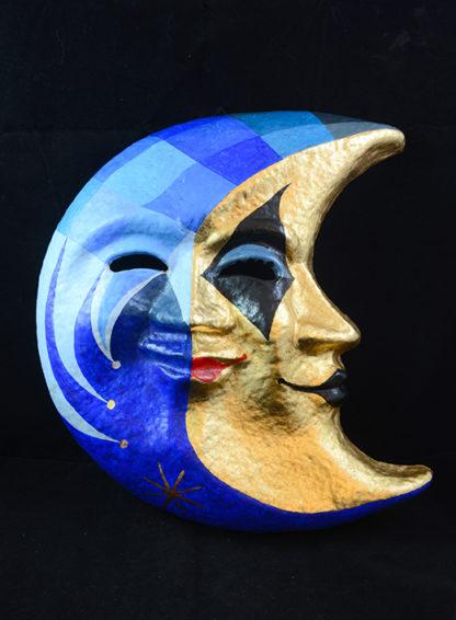 mascara doble luna
